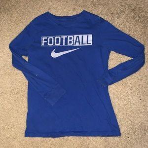 Boys Nike Football shirt